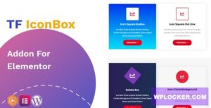 Download free TF IconBox Addon for elementor v1.0.0