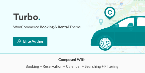 Download free Turbo v6.0.8 – WooCommerce Rental & Booking Theme
