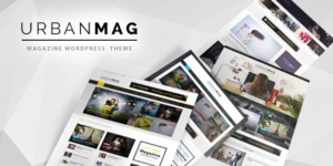 Download free Urban Mag v1.22 – News & Magazine WordPress Theme