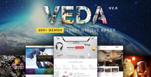 Download free VEDA v3.0 – Multi-Purpose Theme