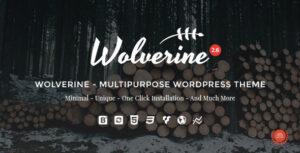 Download free Wolverine v2.7 – Responsive Multi-Purpose Theme