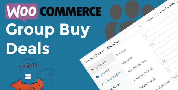 Download free WooCommerce Group Buy and Deals v1.1.19 – Groupon Clone for Woocommerce
