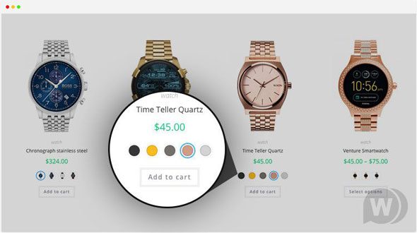 Download free WooCommerce Variation Swatches Pro v1.0.55