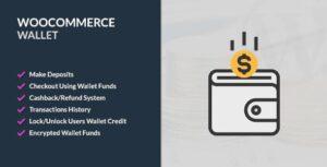 Download free WooCommerce Wallet v2.6.4