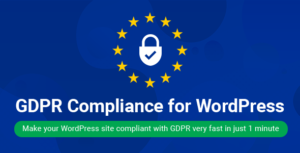 Download free WordPress GDPR + CCPA + DPA Compliance 2020 v2.3