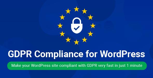 Download free WordPress GDPR + CCPA + DPA Compliance 2020 v2.3
