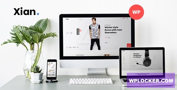Download free Xian v1.0.3 – Fashion WooCommerce Theme