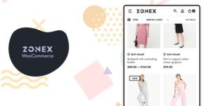 Download free Zonex v1.0.5 – Fashion WooCommerce WordPress Theme 1.0.5