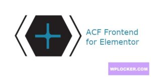 Download free ACF Frontend Form Element Pro v2.5.14
