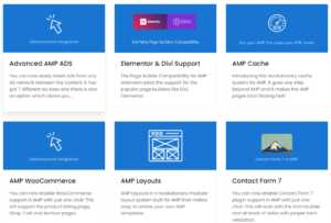Download free AMPforWP Extensions v1.0.52