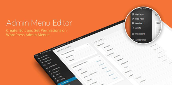 Download free Admin Menu Editor Pro v2.12