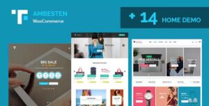 Download free Ambesten v1.8 – Multipurpose MarketPlace