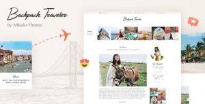 Download free Backpack Traveler v2.0.2 – Modern Blog
