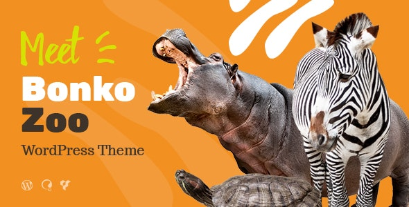Download free Bonko v1.0.3 – Safari & Zoo WordPress Theme