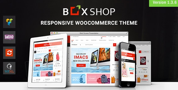 Download free BoxShop v1.4.1 – Responsive WooCommerce WordPress Theme