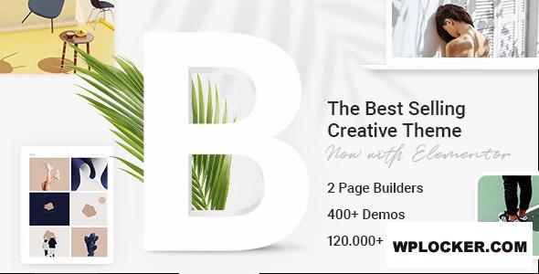 Download free Bridge v22.5 – Creative Multi-Purpose WordPress Theme