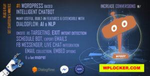 Download free ChatBot for WordPress v10.2.4