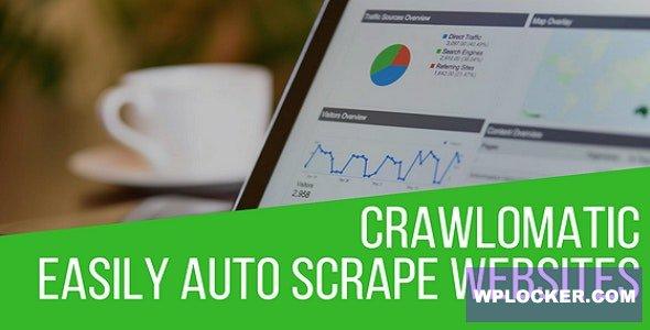Download free Crawlomatic v1.6.9.7 – Multisite Scraper Post Generator Plugin for WordPress