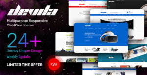 Download free Devita v1.6.8 – Multipurpose Theme for WooCommerce