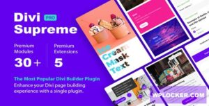 Download free Divi Supreme Pro v3.4.8