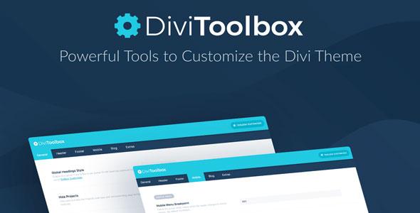 Download free Divi Toolbox v1.6.1