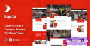 Download free Equita v1.0.0 – Logistics Cargo WordPress Theme