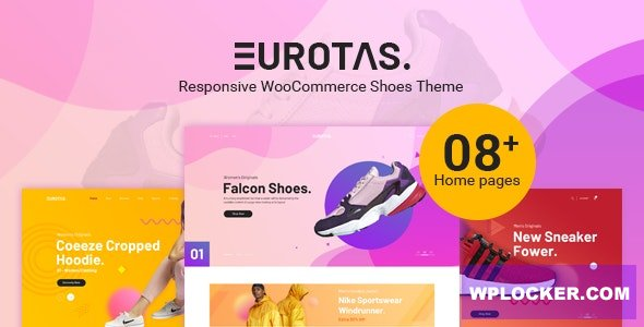 Download free Eurotas v1.0 – Clean, Minimal WooCommerce Theme
