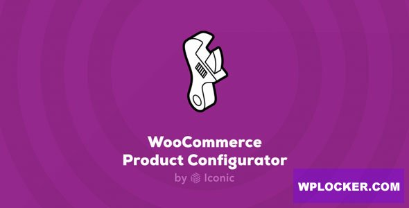 Download free Iconic WooCommerce Product Configurator v1.3.9
