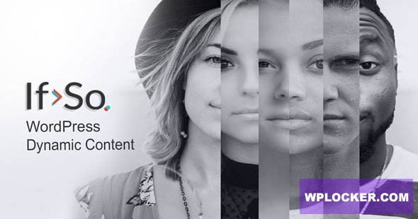 Download free If>So v1.5.0.1 – Dynamic Content (WordPress Plugin)