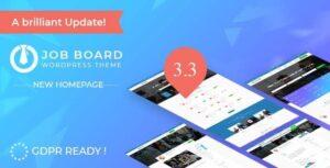 Download free InJob v3.4.2 – Job Board WordPress Theme