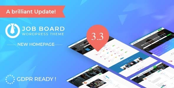 Download free InJob v3.4.2 – Job Board WordPress Theme