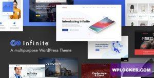 Download free Infinite v3.3.2 – Multipurpose WordPress Theme