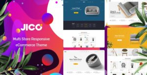Download free Jico v1.0.4 – Furniture & Home Decor for WooCommerce WordPress