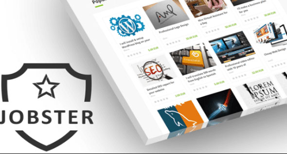 Download free Jobster v5.6.4 – Service Marketplace WordPress Theme