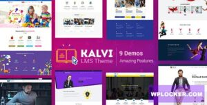 Download free Kalvi v2.5 – LMS Education