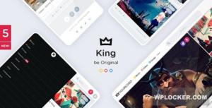 Download free King v5.5.1 – WordPress Viral Magazine Theme