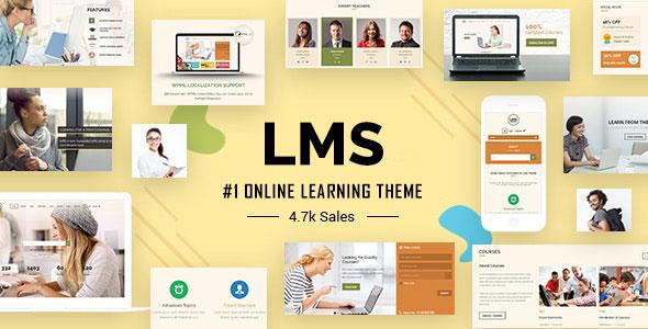 Download free LMS v7.1 – Responsive Learning Management System