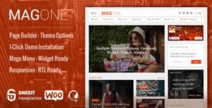 Download free MagOne v7.1 – Newspaper & Magazine WordPress Theme