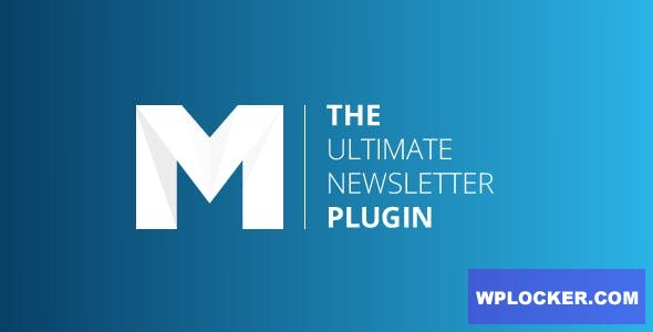 Download free Mailster v2.4.13 – Email Newsletter Plugin for WordPress