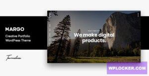 Download free Margo v1.0 – Creative Portfolio WordPress Theme