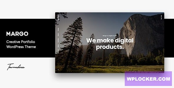 Download free Margo v1.0 – Creative Portfolio WordPress Theme