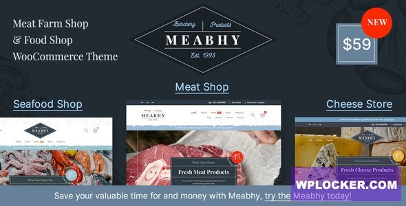Download free Meabhy v2.0.0 – Meat Farm & Food Shop