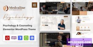 Download free Medcaline v1.0.0 – Psychology & Counseling WordPress Theme