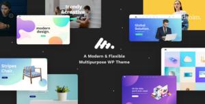 Download free Moody v2.1.0 – A Modern & Flexible Multipurpose Theme
