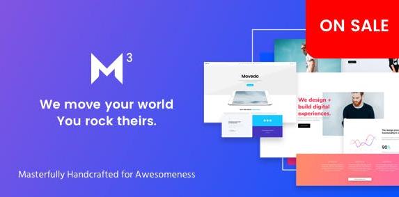 Download free Movedo v3.3.4 – Responsive Multi-Purpose WordPress Theme