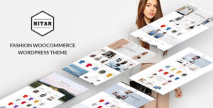 Download free Nitan v2.6 – Fashion WooCommerce WordPress Theme