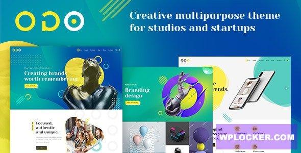 Download free OGO v1.0.3 – Creative Multipurpose WordPress Theme