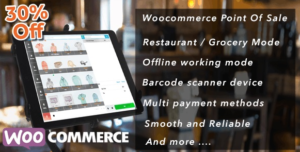 Download free Openpos – WooCommerce Point Of Sale(POS) v4.4.3