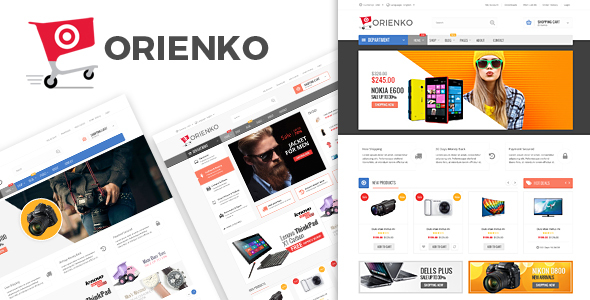 Download free Orienko v1.4.7 – WooCommerce Responsive Digital Theme