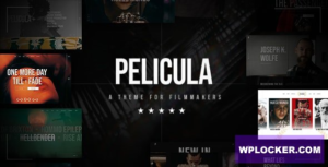 Download free Pelicula v1.0 – Video Production and Movie Theme